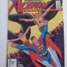 Action Comic #588 John Byrne Hawkman& Hawkwoman Shadow War-Thangarian Invasion