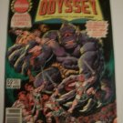 Marvel Classics Comics #18 The Odyssey-Ulysses Iliad Sequel 52 pages no Ads