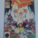 X-men Annual # 8 The Adventures of Lockheed the Space Dragon and his Pet Girl