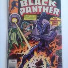 Kirby lot Black Panther #2,Inhumans #9, Eternals #8,10,11Weird Wondertales#22