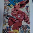 X-force #3 &#4 spiderman vs juggernaut Liefeld
