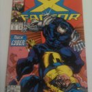 X-factor #81 A touch of Cyber equals death!