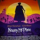Nanny Mcphee Original Movie Poster Approx. 48 X 69