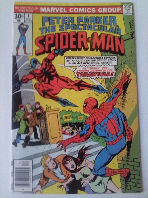 Spectacular Spiderman # -1,#1#,3 #4 #27#28,Ann. #6,#7 Peter Parker# -1