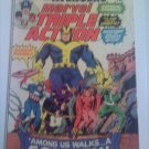 Marvel Triple Action  #22 Among us walks a Goliath!Super Action#1,Conan73,Nova10