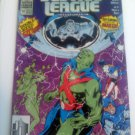 Justice League America #50 Double-size. Storyline: Glory Bound, Part 5