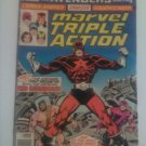 Marvel Triple Action  #35  Avengers 1st encounter with The Original Red Guardian