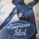 American Idol The Dream is Back TV show Blue Male Poster Approx. 4 feet X 5ft9