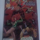Legionnaires #50 Versus Mordru; Poster; Mysa becomes young; Giant-size