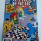 Justice League America #61 1st Appearance of Bloodwynd; Versus Weapons Master