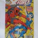 X-force #1,8 1st Domino,l 9,10,11 Domino Vs Deadpoo, 12