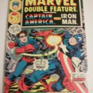 Marvel Double Feature #13 Bucky Berserk!Adv #1 ,#2 Captain America #208 1st Zola