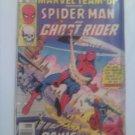 Marvel Team-up Spiderman #55-Adam Warlock ,#58Ghostrider, Two-in-one #26,#60