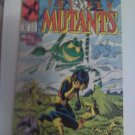 New Mutants #60 Fall of the Mutants Double-sized Issue