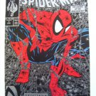 Spiderman #1 Silver Edition by Mcfarlane Torment pt.1 Vs. The Lizard