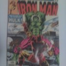 Iron Man #99, #131 face to face with the hulk  Incredible Hulk #208
