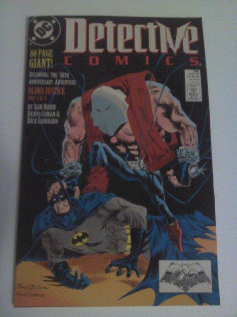 Detective Comics #598 by Samm Hamm '80 Batman movie writer