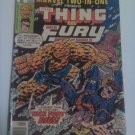 Marvel Two-in-one #26 Nick Fury