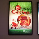25 days of Christmas ft.The year without a Santa Clause Poster Approx. 48 X 69