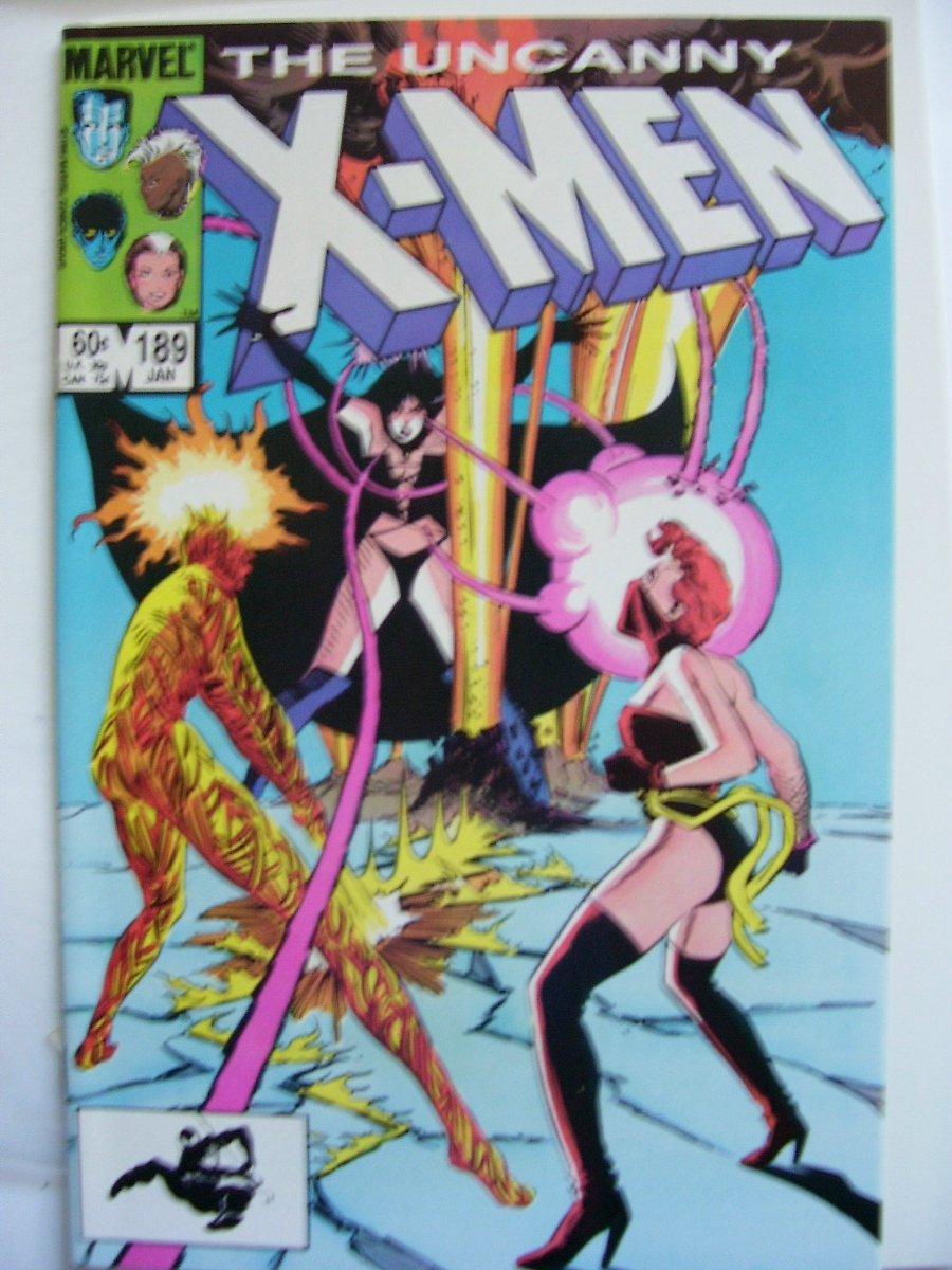 Uncanny X-men #189