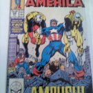 Captain America #346 Ambush! From the pages of the X-men comes Freedom Force!