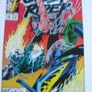 Ghost Rider #29 Wolverine By Andy Kubert