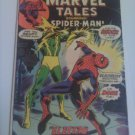 Marvel Tales #75 Origin ,63Electro,68 Unmasked,72Capt.stacy'sfuneral,57 Lizard