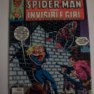 Marvel Team-Up #88 Spider-man and The Invisible GIrl
