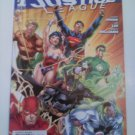 Justice League #1(2011) ,#1(1987) Justice League Europe #1, Quarterly #1
