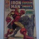 Tales of suspense #95, #1 Cap&Iron Man #97,99,131,192,258,IronLantern, HofM#2