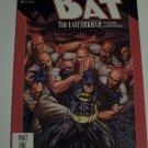 Batman Shadow of the Bat #1 The Last Arkham,Legends of the Dark Knight #3,#4