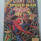 GZ Spiderman/Dracula. Werewolf by Night ,Tomb of Dracula ,1st Brother Voodoo