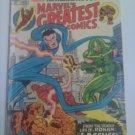 Marvel's Greatest Comics FF #48 Reprint 1st Kree ,Supreme intelligence & Ronan