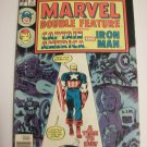 Marvel Double Feature #19 by Stan Lee/Jack Kirby Vol2 #1 VS Ladystrike in Japan
