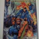 Fantastic Four #2 lobdell/davis alt. cover