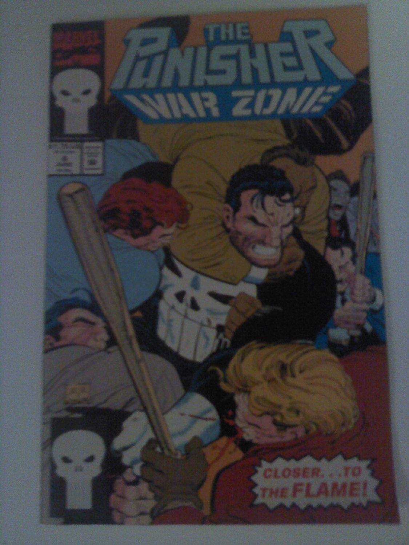 Punisher War Zone #4