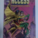 DC/Marvel Access #2 jubilee falls for Robin vs two-face
