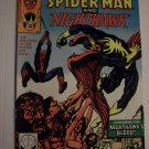Marvel Team-Up #101 Spider-man and Nighthawk