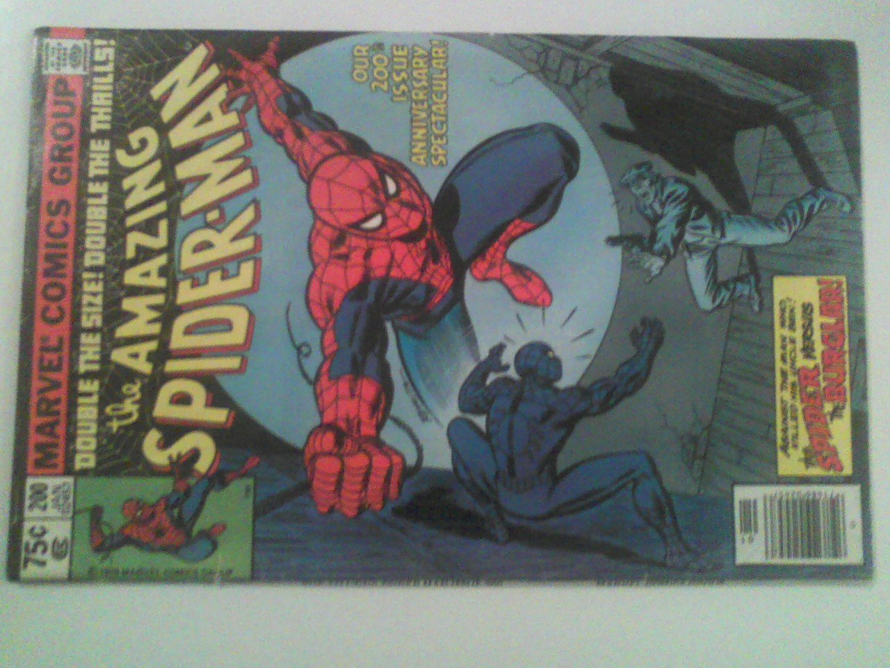 Amazing Spiderman #200, -1 Spectacular Spiderman # -1,#1 #189, Peter Parker -1