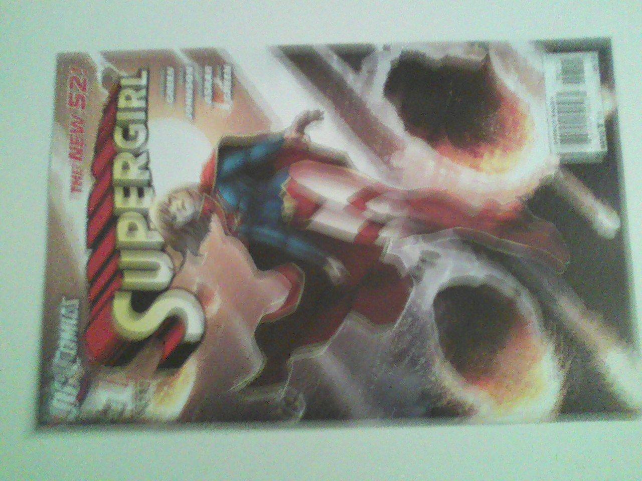 Supergirl #1 The new 52. Ms Marvel #3,Ms Marvel #4