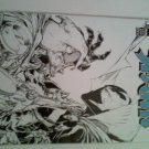 Spawn #233 Cover B Incentive Todd McFarlane Sketch Cover