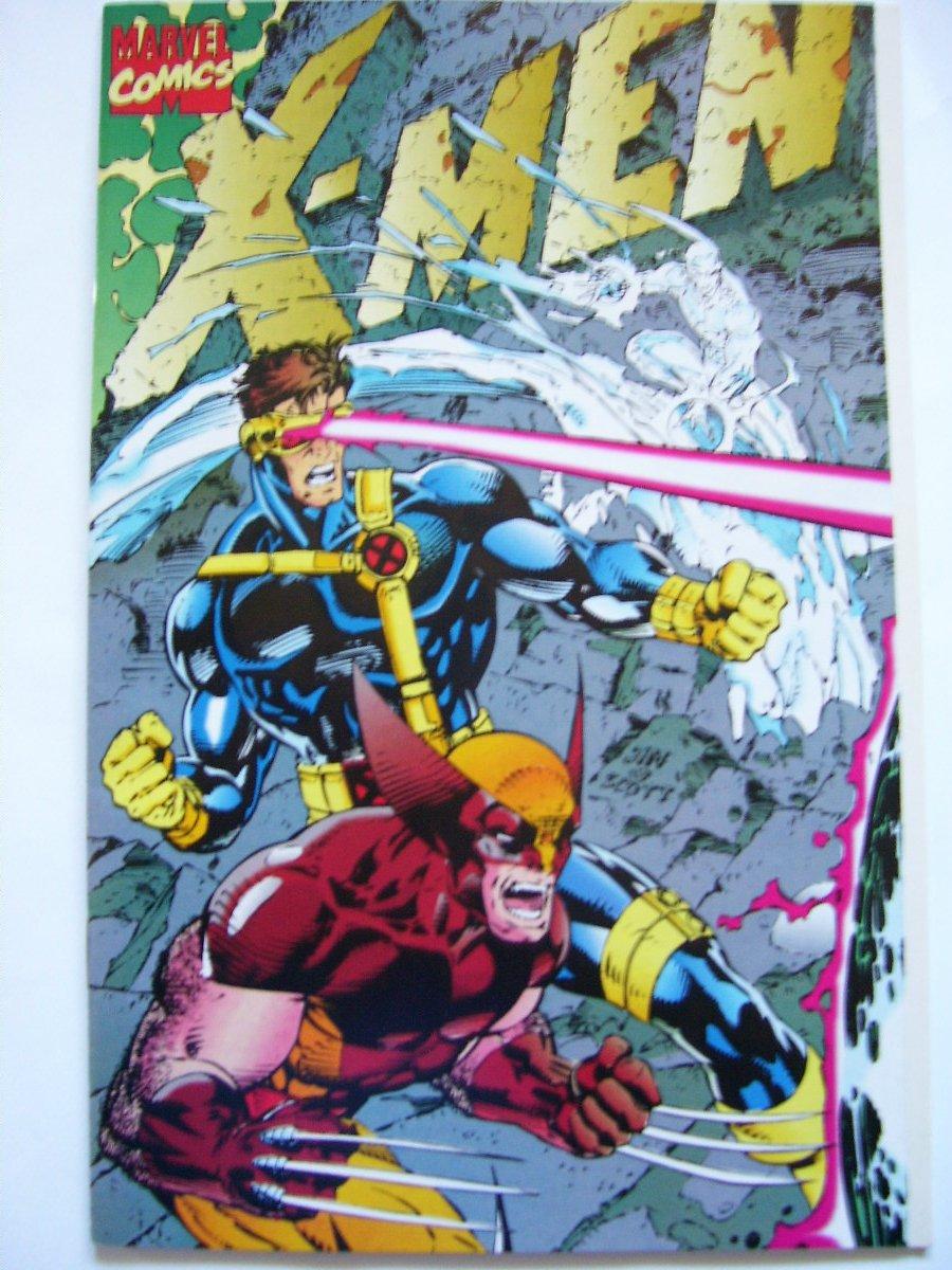 X-men vol. 2 #1