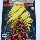 Crisis on Infinite Earths # 8, Flash Vol.2 #2 vs Vandal Savage The Rogues #1