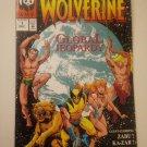 Wolverine: Global Jeopardy #1 (1993) World Wildlife Fund Marvel