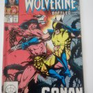 WHAT IF #16 WOLVERINE BATTLED CONAN THE BARBARIAN