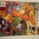 JLX #1 Unleashed Marvel/Dc combined characters Jla/X-men