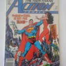 Action Comics #584 Vs Teen Titans