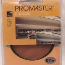 NEW! PROMASTER 67mm FL-D FILTER - ***FREE SHIPPING!***