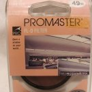 NEW! PROMASTER 49mm FL-D FILTER - ***FREE SHIPPING!*** Brand New Sealed Package!