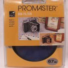NEW! PROMASTER 67mm 80A FILTER - ***FREE SHIPPING!*** Brand New Sealed Package!